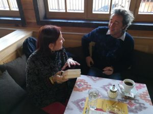 Mirjana Ognjanović i Paolo Sorentino