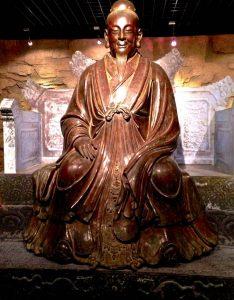 ZHANG statua velika 1