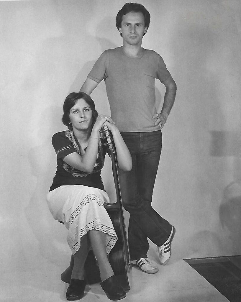 Mimi i David